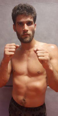 Kickboksen Glenn Lugger