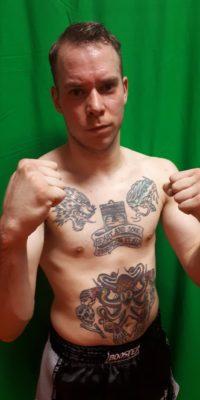 Kickboksen Ramon Eggen