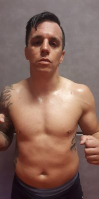 MMA Pro Shaun Waltmans
